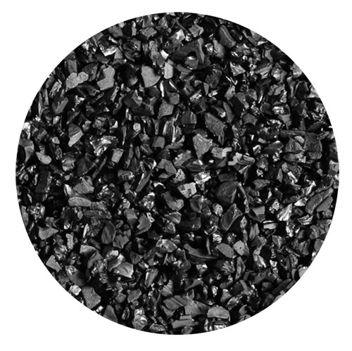 virgin activated carbon